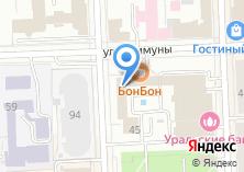 Компания «Отдел экономики и торговли Администрации Центрального района» на карте