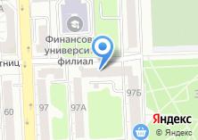 Компания «Квт» на карте