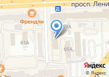 Компания «Культурно-психоаналитический центр дом имени отца» на карте