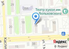 Компания «ЧЗПТ, Челябинский Завод Промышленных Тракторов» на карте