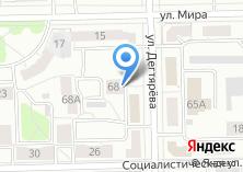 Компания «Отдел по делам несовершеннолетних Отдел полиции №2 Управления МВД по г. Челябинску» на карте