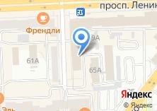 Компания «Lite group» на карте