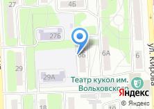 Компания «Комфорт Авто Урал» на карте