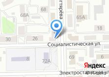Компания «Адвокатский кабинет Меньщиковой С.Е» на карте