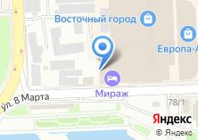 Компания «Диспетчерская служба заказа легкового транспорта» на карте