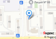 Компания «Ремонтная мастерская №1» на карте