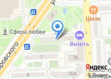 Компания «Челябстройзаказчик» на карте
