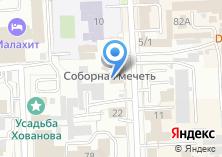Компания «Управление вневедомственной охраны Управления МВД России по г. Челябинску» на карте