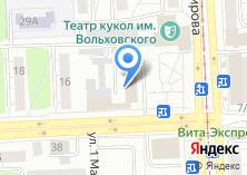 Компания «ЗАГС Калининского района» на карте