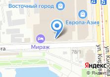Компания «Модный мех» на карте