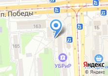 Компания «Буфет №1» на карте