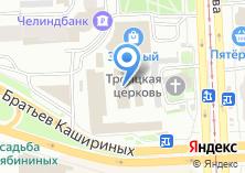 Компания «Метизы» на карте