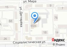 Компания «РиО-3» на карте