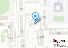 Компания «Управление социальной защиты населения Администрации Металлургического района» на карте