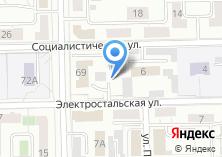 Компания «Отдел полиции №2 Управления МВД по г. Челябинску» на карте
