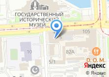 Компания «Пельменная на ул. Елькина» на карте
