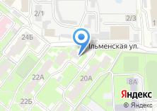 Компания «Сигнал Строй» на карте