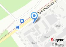 Компания «Континенталь-Челябинск» на карте