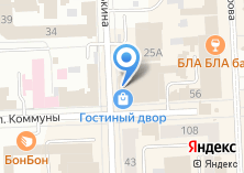 Компания «Chopard» на карте