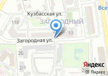 Компания «ЛИНИЯ ЗАЩИТЫ» на карте