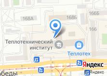 Компания «Reference» на карте