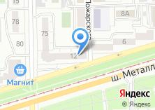 Компания «Сheltennistour» на карте