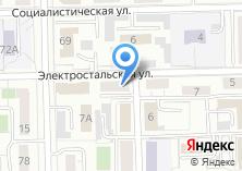 Компания «СКБ-Поларес» на карте
