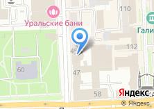 Компания «ТЕХЭКОПРОЕКТ» на карте