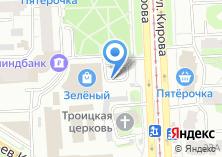 Компания «Киоск по продаже мобильных телефонов» на карте