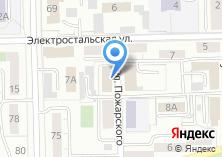 Компания «Южно-Уральская коллегия адвокатов» на карте