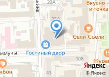 Компания «Moravsky Vrabec» на карте