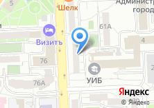 Компания «ЖилСтройКом» на карте