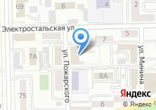 Компания «УралБизнесЛэнд» на карте