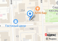 Компания «Недвижимость. Ипотека. Кредит» на карте