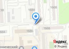 Компания «ОкнаПласт» на карте