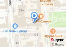 Компания «Деловой квартал» на карте