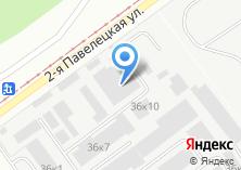 Компания «УралТехТрейд» на карте