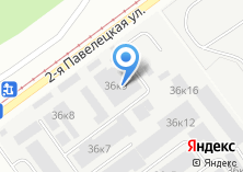 Компания «Геоком» на карте