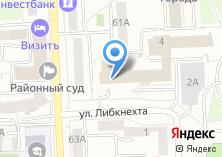 Компания «Центр сопровождения строительства» на карте