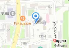 Компания «ВестАльПром» на карте