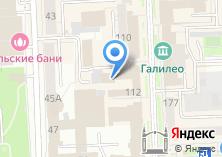 Компания «Челябинский областной союз потребительских обществ» на карте