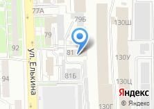 Компания «Инвестстройсервис» на карте