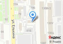 Компания «Южуралэлектромонтаж» на карте