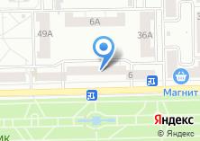 Компания «Оконный сервис» на карте