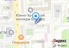 Компания «ЭТИС» на карте