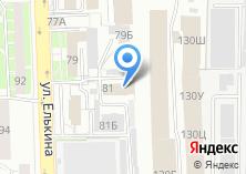 Компания «ГЛУБОР» на карте