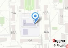Компания «Викинг» на карте