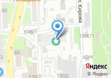 Компания «Корабельная сосна торгово-строительная фирма» на карте