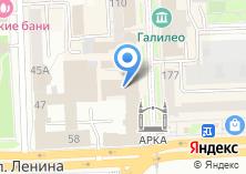 Компания «Законодательное Собрание Челябинской области» на карте