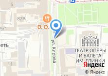 Компания «7D» на карте